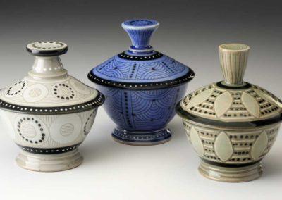 James Guggina Salt Jars